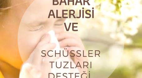 BAHAR ALERJİSİ VE SCHÜSSLER TUZLARI