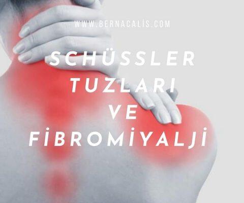 Schüssler Tuzları ve  Fibromiyalji